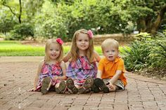 Grand babies in Florida
