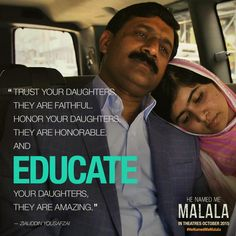 He Named Me Malala - Ziauddin