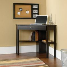 Staples®. has the Sauder Corner Computer Desk, Cinnamon Cherry you need for home office or business. Shop our great selection, read product reviews and receive FREE shipping on all orders over $45.
