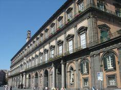 Palazzo Reale di Napoli, Campania
