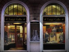Sartoria Gallo Shop Rome