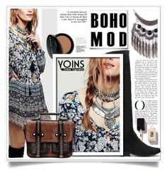 """Yoins I/5"" by ewa-naukowicz-wojcik ❤ liked on Polyvore featuring Bobbi Brown Cosmetics, yoins, yoinscollection and loveyoins"