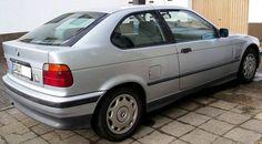 BMW E36 316 Compact Autom., 165000 km, Tüv 07/18