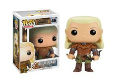 The Hobbit The Desolation Of Smaug Legolas Funko Pop Figure