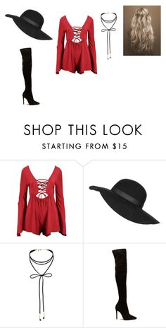 """""""Untitled #303"""" by mynameisblrryface ❤ liked on Polyvore featuring Boohoo, Topshop and Miss Selfridge"""
