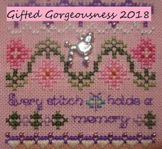 Ariadne from Greece!: Gifted Gorgeousness May 2018