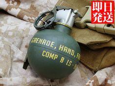M67ダミー グレネード