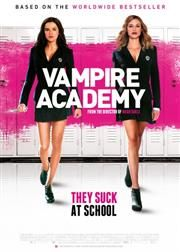 Vampire Academy saw this on 22-03-2014