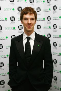 Including this one. | 17 Delightful Pictures Of Benedict Cumberbatch As A Young Man