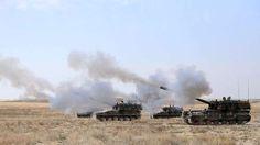 الأركان التركية.. قصفنا 25 هدفا داخل الأراضي السورية