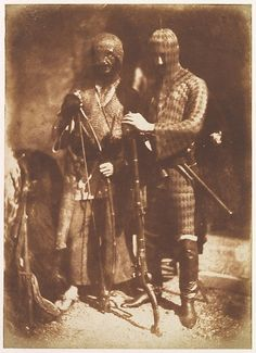 Hill and Adamson | Afghans | The Met