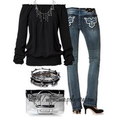 """Untitled #1941"" by mzmamie on Polyvore"