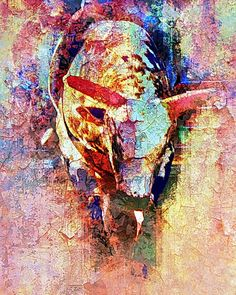 Rodeo Western Series #3 altered photography by crypticfragments on DeviantArt