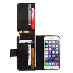 6c574c44724 FUNDA BILLETERO IPHONE 6 11,38 € Mantenga su teléfono seguro y protegido  con estilo
