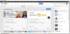 Google Hangouts and Google On Air for Educators. Great for Common Core and Introductions to lessons.  From Teaching Happily Ever After Blog