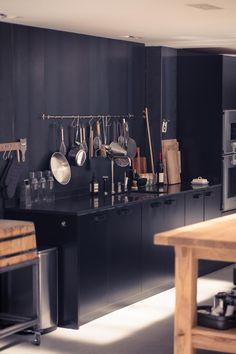 Eginstill kitchen.