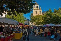 Market Day in Cahors