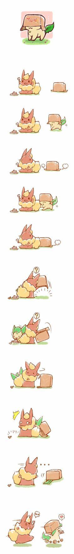 Travesuras pokemon