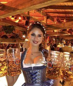 Dresses for Women German Women, German Girls, Octoberfest Girls, German Beer Festival, October Festival, Oktoberfest Outfit, Beer Girl, Beer Tasting, Root Beer