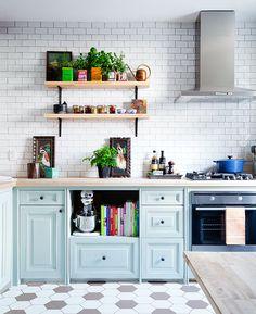 <em>House & Home</em>  Design Editor Kai Ethier's Kitchen
