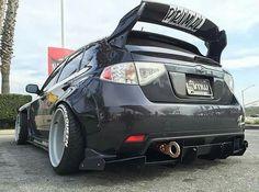 Subaru Impreza #BigWing