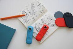 Design Partners | Work | Flip meets Go Pro.