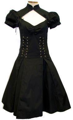My Gothic Dolly Dress