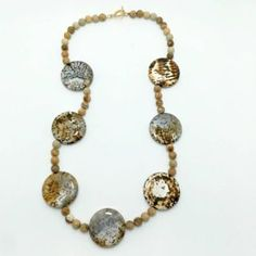 Statetment necklace - LALOU Agate, Drop Earrings, Color, Jewelry, Fashion, Moda, Jewlery, Jewerly, Fashion Styles