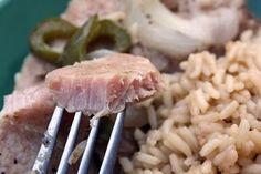 Trisha Yearwood's Pork Chops & Rice