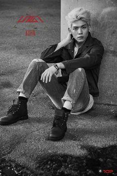 Kuhn Debut Mini Album 'Top Secret' Concept Photos