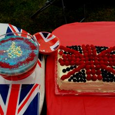Jubilee puddings!