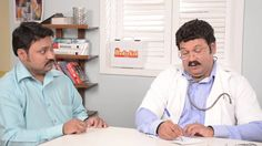 Ever Suffered From Malaria? - Funny Doctor Treatment - Suresh Menon Doct...
