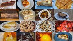 Επιδόρπια και γλυκά για το κλείσιμο του γιορτινού τραπεζιού Cream Crackers, French Toast, Muffin, Snacks, Dishes, Breakfast, Ethnic Recipes, Desserts, Food