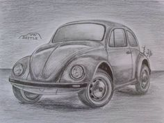 64 charcoal car drawings ideas is part of pencil-drawings - Related Pencil Art Drawings, Art Drawings Sketches, Adult Coloring, Charcoal, Doodles, Anime, Ship Sketch, Music Images, Mark Making