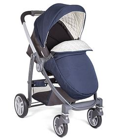 Graco Evo Avant Pushchair- Ink Classic *Exclusive To Mothercare* - prams & pushchairs - Mothercare