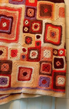 i will learn granny squares specifically for the babette blanket