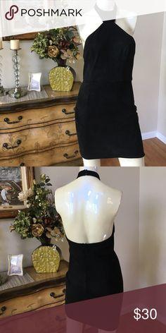 ALOT dress NWT (faux suede) LF Dresses