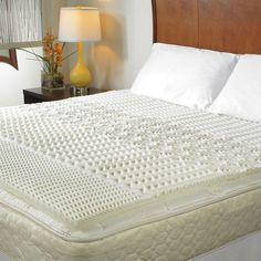 Queen size 1.5-inch Thick Memory Foam Mattress Topper