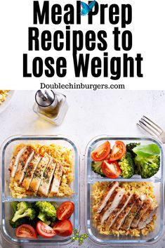 Meal Prep Recipes for Weight Loss Meal Prep Recipes | Meal Prep Recipes for Beginners | Meal Prep Recipes for Weight Loss | Meal Prep Recipes for the Week | Meal Prep Recipes for Lunch | Breakfast | Clean Eating | Dinner | Easy Meal Prep Recipes| Low Carb | Keto | Vegetarian | For Work<br> Deciding to meal prep is a great thing to do to lose weight. Here is a list of delicious meal prep ideas for a healthy breakfast, lunch, and dinner.