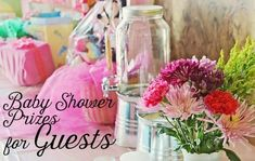 Baby Shower Prize Ideas That Won't Break the Bank | Holidappy