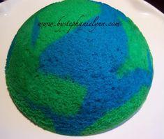 Earth Day Tasty Treats {Cake, Cupcakes, & Krispie Treats} - bystephanielynn