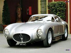 Maserati has always made beautiful cars Ferrari, Maserati Car, Audi R8, Classic Sports Cars, Classic Cars, Dream Cars, Automobile, Amazing Cars, Car Car