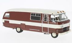 Dodge Travco , 1963, Scale 1:43, Neo, is now available atModelcarworld:http://ow.ly/jGOL30fozmbAmerican-Excellence:http://ow.ly/eNCv30fozmz