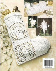 Ravelry: Angel Stocking pattern by Kim Guzman