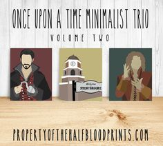 ONCE UPON A TIME Minimalist Trio - Volume 2