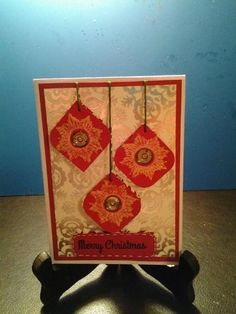 A Day Of Christmas Card Making