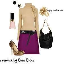 Image result for fuschia dress outfits