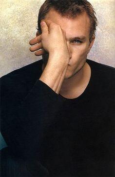 Heath Ledger #HeathLedger #Actor