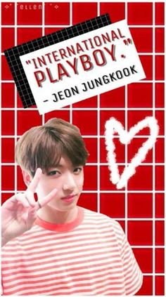 "BTS || JUNGKOOK || JEON JUNGKOOK || ""INTERNATIONAL PLAYBOY"" 
