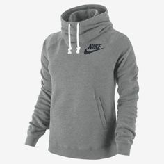 I'm not a turtleneck girl but this sweatshirt is speaking to me...and it has a hood!